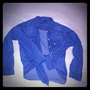 Torrid Jean shirt size 2